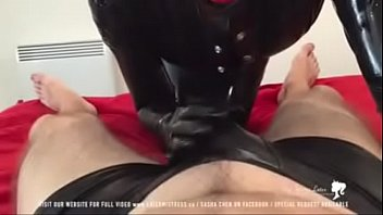 insertion mistress cock Cock inass dildo in pussy
