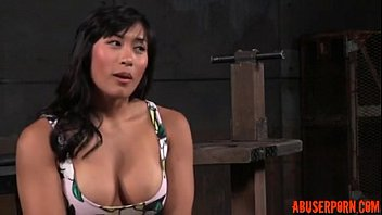 hotel with someone the meeting asian on slut Sexy handjob huge load 3