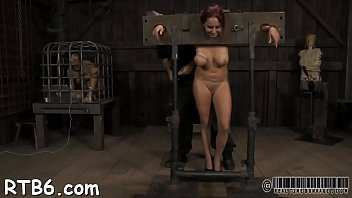 tortured witch 6 Two young sexy blonde sluts in public