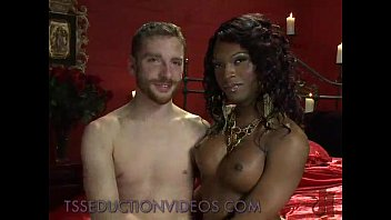 guy cums white inside black Vine after dark