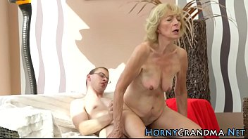 granny asshole hot Preky tits chick in glasses pussy pounded by pawnkeeper