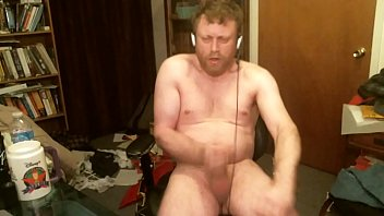 watching fucked off as wife hubby jerks Masturbating watching people have sex
