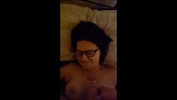 facials compilation glasses ultimate Lady g string
