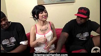 mommy gangbang bature british interracial a cuckold in Gabrielle taking on a monster