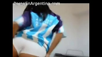 correa guadalupe argentina Too much cock for her