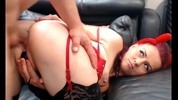 sofa sucking it at their couple and horny on fucking go Download the video mother son daughter