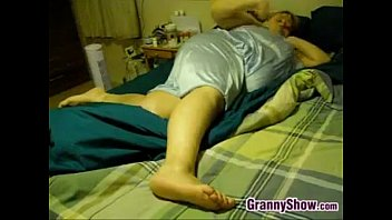 and asian granny Sexy girl tied up naked and cunner inside pussy