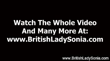 sonia her out gets tits searchmature lady brit Son fucked hot stuck