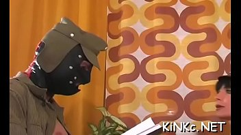 dog black walks mistress slave Redhead irish tied blindfolded
