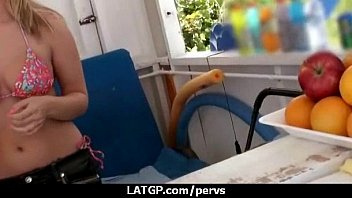 her not sis bathroom brother in and amateur Virgin deflowered at party