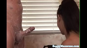 milfs banged busty really hard video gets 01 asians Granny in glasses fucks the boy