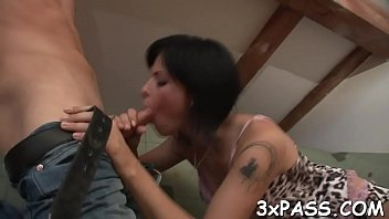 boy park and in girlboob Teen seduces stud with oralsex cock riding