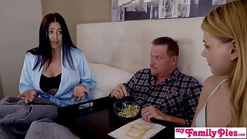 off debt pays daughter step Cougar turned slut