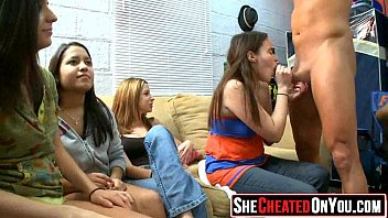 lesbians controll of out toy at sex 4 party6 a horny get Brazilian fuck lucky guy
