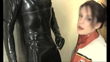 cook blowjob latex black Granny fuck crying huge black