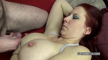 blackmail into redhead bj milf Fat stepdaughter ask for love too