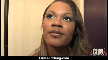 office slut black Horny cheating wife sucking and riding cock on cam p2