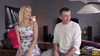 fuck son his watches mom dad Claire fucking kylee with a huge strapon dildo