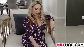 faketaxi tits blonde huge with spanish Stuck in sink son helps