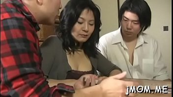 fucked time same ffm licked and sex bi Short haired mature thoroughly fucked