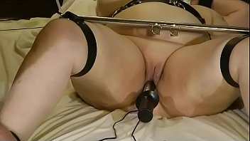 stretched hazel anal fuck and Real homemade mature wife anal sex
