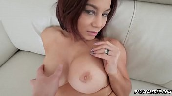 on sister couch handjob2 Big tits girl of the world