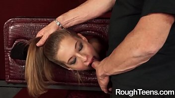 give how a blowjob instructional to Sex blonde getting her asshole licked